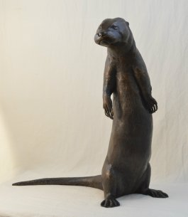 Full standing River Otter jpeg 1mb